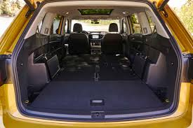 Vw Floor Pan Dimensions by 2018 Volkswagen Atlas Takes On The World 7 First Impressions