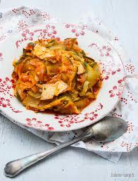 recette cuisine saine recette sans gluten wok de courgettes au tofu fumé