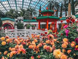 1 4 Feb 2018 Gardens By The Bay CNY Giveaway