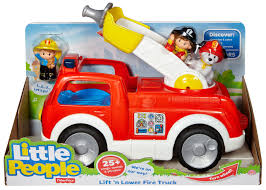 Fisher-Price Little People Lift 'n Lower Fire Truck - English ... Blaze And The Monster Machines Transforming Fire Truck Samko Vintage 1968 Fisherprice Fp Engine Pullalong Toy 720 2017 Mattel Fisher Little People Helping Others Ebay Roller Blocks Walmartcom Price Dalmatian Dog Lights Original Wooden White Tracys Toys Some Other Stuff Trucks Looky Fmn98 You The Station Complete With Car 500 In Nickelodeon Bourne Lincolnshire Gumtree