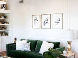 Armen Living Barrister Sofa by Green Velvet Sofa Top Living Room Attractive Green Velvet Sofa