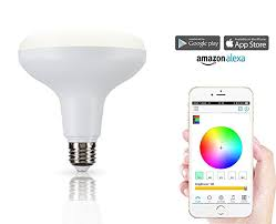 colorful led light bulb white color changing recessed led
