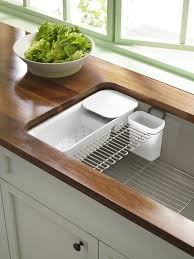 Kohler Riverby Top Mount Sink by Soft Summer Kitchen Kohler Ideas
