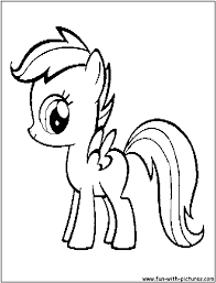 Coloriage My Little Poney Pony Coloring Pages