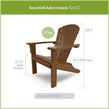 Polywood Adirondack Chairs Folding by How To Pick Your Polywood Adirondack Chair