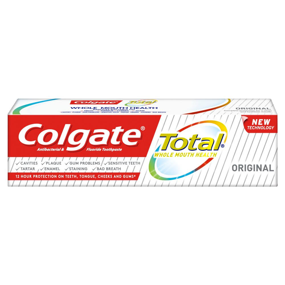 Colgate Total Advanced Toothpaste - 75 ml