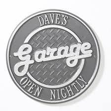 Signs Garage