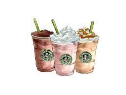 Starbucks Coffee Ice Cream Venti Iced