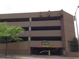 Alamo Plaza Garage Parking in Denver