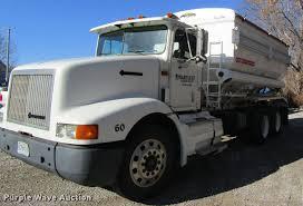 100 Fertilizer Truck 1994 International 9200 Dry Fertilizer Tender Truck Item D