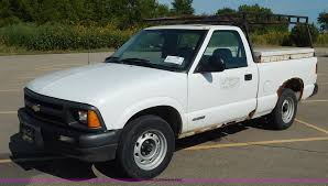 1995 Chevrolet S10 Pickup Truck   Item K1638   SOLD! October... 1998 Chevrolet S10 Driver Side Front View 01 Lowrider 1995 Pickup Truck Item K1638 Sold October Bangshiftcom Reason 8 Never Count Out Larry Larson We Unveil Questions Maximum Tire Size On 2000 2wd Cargurus This Is It Chevy 98k Miles Bought At 97k Wheels Will Be Jones Blazer Parts Automotive Store Hopkinsville Horsepower 1985 Hot Rod Network Febrazilian 2012 Allnew S10jpg Wikimedia Commons 2004 Chevrolet 4x4 Crewcab Truck Cooley Auto Wikipedia V8 Topless Tahoe