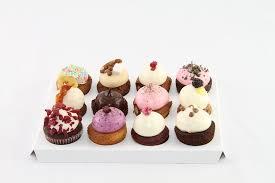 Cupcake Sthlm Delicious Mini Cupcakes