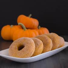 Dunkin Donuts Pumpkin Donut Ingredients by Pumpkin Doughnuts Pick Fresh Foods