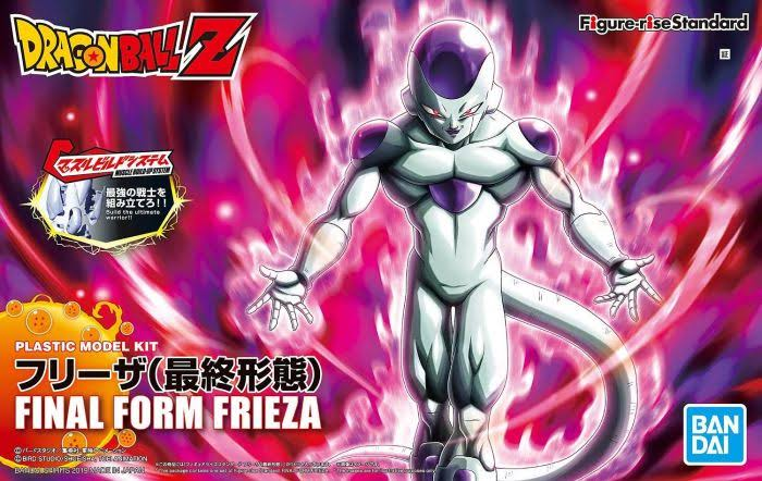 Dragon Ball Z: Frieza (New Packaging Ver) Figure-rise Standard Model Kit