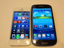 iPhone 5 vs Samsung Galaxy S3 Screen Scroll Lag Attmobilereview