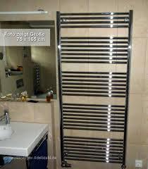 75 x 113 cm chrom heizkörper badheizkörper verchromt