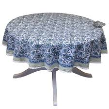 Patio Tablecloth With Umbrella Hole by 70