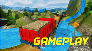 Truck Driver Transporter - Android Game - YouTube