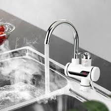 Elektrischer Wasserhahn Durchlauferhitzer 3000w Armatur Elektrischer Wasserhahn Durchlauferhitzer Warmwasserbereiter