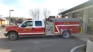 100 Used Brush Fire Trucks In Heat Of Fire Season Equipment Lags Behind At Tusayan