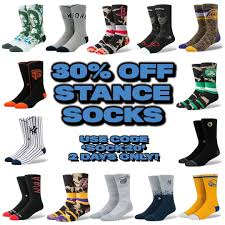 Stance Socks Coupon Code Stance Womens Mlb Rangers Tall Boot Socks Baseballsavingscom Cleanly First Order Promo Code Woolies Online All 8 Stance Socks Icon Stance Socks Icon Color M311d14ico 20 Off Finish Line Coupon Dibergs App Womens Misfits Ms Fit Pink Boyd 4 Void M556a18boy Mens Ua X Sc30 Crew Under Armour Us Ross Has 559 Nba Team For Only 2 Usd Retail Og Promo Virgin Media Broadband Discount Party City Free Shipping Codes No