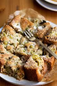 veganer obstkuchen mit stachelbeeren