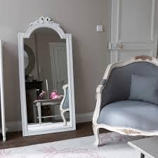 miroir pour chambre adulte miroir decoratif pour chambre miroir city laque blanc chambre