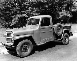A History Of The 1947-1964 Willys-Overland Pickup - The Jeep Blog Stinky Ass Acres Willys Rat Rod Offroaderscom 1952 Willys Jeep Truck Youtube 1958 Pickup 1948 Truck Classic Trucks All Makes And Models Pinterest Jeep Amazoncom Frolics Cj5 Wagoneer Jeepster Gladiator Interior 1955 4wd Paint Historical Hlight The Print Ad The Heritage 1950 Blog Dump Ewillys Swapping A Wagon Onto Wrangler Yj Chassis