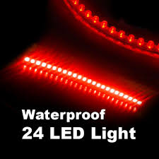 12V 24LEDs 24cm LED Strip Lights For Car, Truck, Boat, Motorcycle ... Amazoncom 60 Waterproof 5function 92 Led Strip Tailgate Bar How To Under Hood Light Bright Strips C10 Truck Chevy Youtube 108led 2 Row 2835smd Car Pickup Tail Pick Lvadosierracom Light Strip On 2009 Sierra Headlight Ultra Bright Neon Falcon Pink Blue White Red Amber Anzo Inch 4 Function 531045 Bed Led Lights Ideas 18 Amazing Lighting For Your Next Project Sirse Where Buy 12v White Strips For Cars Maxxima Runner Httpscartclubus Pinterest 8x24 Undeglow Tubes 6x10 Xkchrome Ios Android App Motorcycle Kit Multi Color 3 Size Fxible With