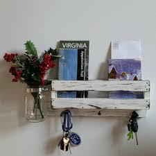 Decorative Key Holder For Wall by Shop Wall Mail Organizer On Wanelo
