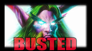 best deck knights of the frozen throne druid busted beyond