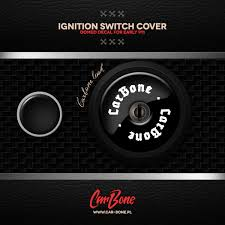 Ignition switch cover decal pattern early 911 1964 1973 Car