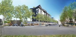 100 Mama Paris Hotel Wilmotte Associs Project HOTEL MAMA SHELTER PORTE DE