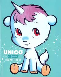 Unico Paperback The Talking Baby Unicorn