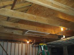 Ceiling Joist Spacing For Drywall by Ceiling Trusses On 48