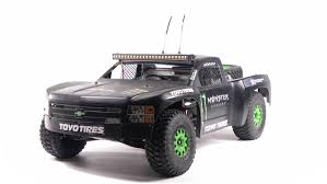 This Is A Custom Made RC Desert Trophy Truck. Donor Chassies Was ...