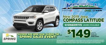 100 Dodge Truck Leases Chrysler Jeep Ram Lease Specials Doral Kendall