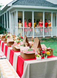 Gorgeous Outdoor Picnic Celebration Wedding Or Perfect For Shower Too