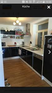 hochwertige l form küche mit elektrogeräten in 89584 ehingen