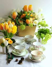 The Images Collection Of Image Diy Spring Table Decorations Result