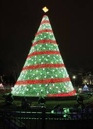 Ge Artificial Christmas Trees by Ge Led Holiday Lighting Shines Bright On The National Christmas