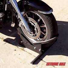 Extreme Max EXMWC Black Steel Motorcycle Wheel Chock, Safety ... Goodyear Wheel Chocks Twosided Rubber Discount Ramps Adjustable Motorcycle Chock 17 21 Tires Bike Stand Resin Car And Truck By Blackgray Secure Motorcycle Superior Heavy Duty Black Safety Chocktrailer Checkers Aviation With 18 In Rope For Small Camco Manufacturing Truck Bed Wheel Chock Mount Pair Buy Online Today Titan Wheels Gallery Pinterest Laminated 8 X 712
