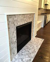 how to replace fireplace tile fi fi replace tile fireplace with