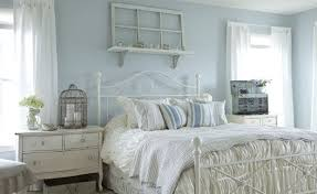 White And Duck Egg Bedroom Ideas