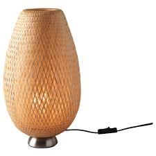 B–JA Table lamp with LED bulb IKEA