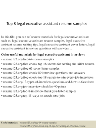 Top 8 Legal Executive Assistant Resume Samples Virtual Assistant Resume Sample Most Useful Best 25 Free Administrative Assistant Template Executive To Ceo Awesome Leading Professional Store Cover Unforgettable Examples Busradio Samples New And Templates Visualcv 10 Administrative Resume 2015 1