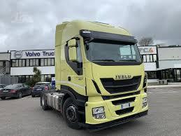 100 Iveco Trucks Usa 2016 IVECO ECOSTRALIS 460 TruckPapercom