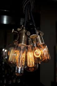 chandeliers design awesome awesome edison light chandelier in