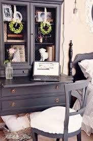 Ethan Allen Liliana Secretary Desk by Grey Bedroom Furniture Foter