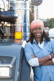 100 Female Truck Driver Truck Driver By Jetta Productions Business